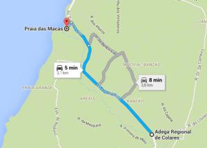 Adega Regional de Colares a Praia das Macas  2705 Colares   Google Maps
