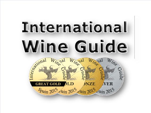 LOGO International Wine Guide 2015