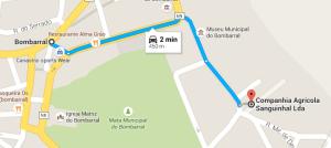 ROTEIRO 2 - Até à Quinta das Cerejeiras
