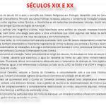 SEC XIX E XX