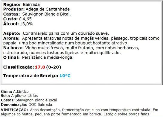 apreciacao Entre II Santos Branco 2012