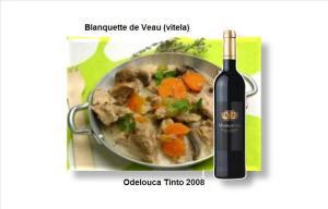 Blanquette de Veau (vitela)