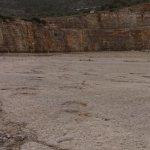 phoca_thumb_l_pegadas dos Dinossáurios - Bairro - Ourém