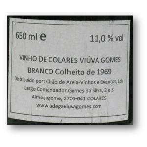Colares Viúva Gomes Reserva Branco4