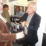 Com o Sr. Domingos Alves de Sousa - a idade torna-o cada vez mais sabedor do que faz!