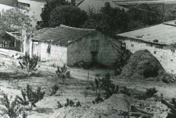 Imagens do passado... ...quando a vida dos fazendeiros era (muito) difícil