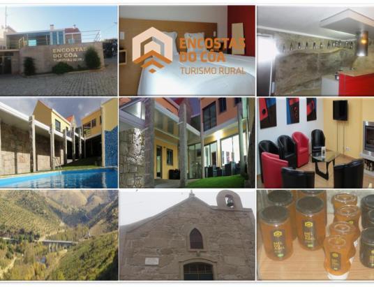 Encostas do Côa - Largo da Igreja, Quinta Nova - Pinhel, 6400-552 Pinhel Tel.+351 271 411 132/ +351 964 787 619