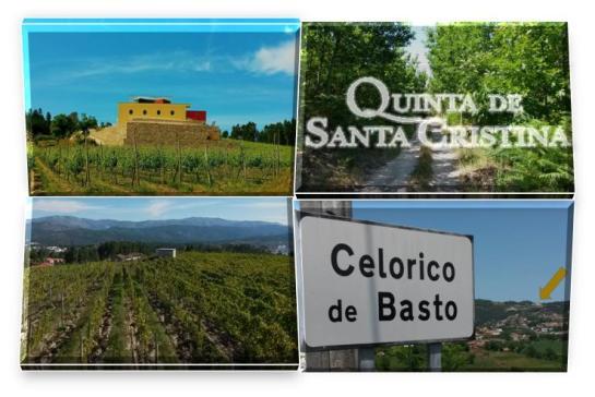 Quinta de Santa Cristina Rua de Santa Cristina, 80 - Veade 4890-573 Celorico de Basto Telefone: 91 252 73 96
