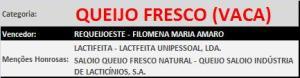 QUEIJO FRESCO (VACA)
