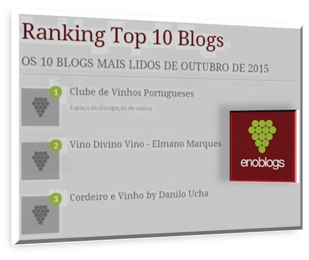 OS 10 BLOGS MAIS LIDOS DE OUTUBRO DE 2015 https://enoblogs.com.br/blogs