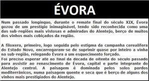 3 - ÉVORA