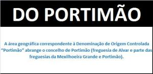 DO PORTIMÃO zona