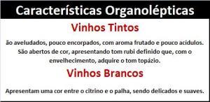 DO TAVIRA Características Organolépticas