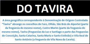 DO TAVIRA zona