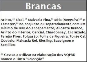 DOC CASTAS BRANCAS