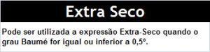 EXTRA SECO