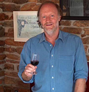 David Baverstock (Esporão)