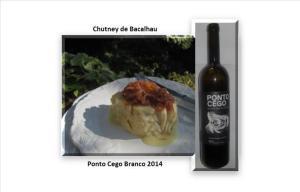 Chutney de Bacalhau