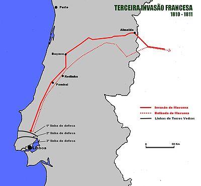 400px-Mapa_da_3ª_invasão_Francesa