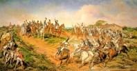 Cenário em tela das Guerras Liberais portuguesas