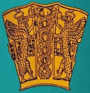 Ningizida, o deus sumério do vinho