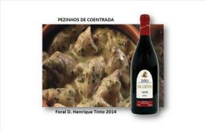 PEZINHOS DE COENTRADA