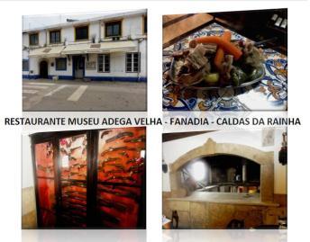 RESTAURANTE MUSEU ADEGA VELHA