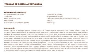 Trouxas de Cozido à Portuguesa