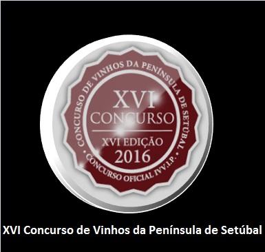 LOGO XVI Concurso de Vinhos da Península de Setúbal