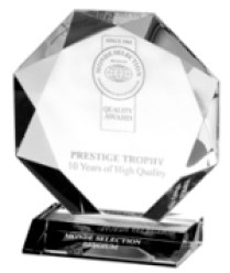 Monde Selection - Crystal Prestige trophy 178