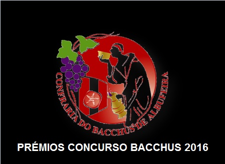 PREMIOS CONCURSO BACCHUS 2016