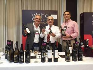 Feira Vinho & Sabores no Recife com Distribuidores da ISIS