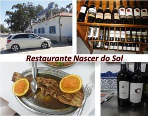 Nascer do Sol – Salir do Porto, Caldas da Rainha