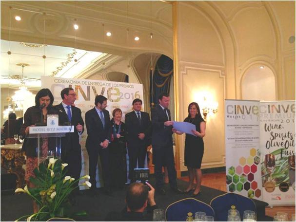 concurso internacional de vinhos CINVE