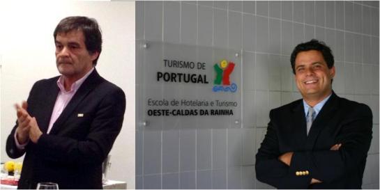 Professor Jorge Guilherme e Dr. Daniel Pinto