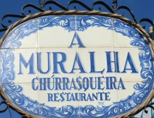 A Muralha - Loulé