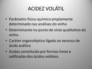 acidez-volatil