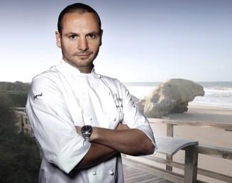 Chef Hans Neuner Chefe executivo do Ocean