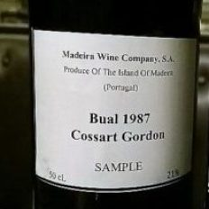 cossart-gordon-1987-bual