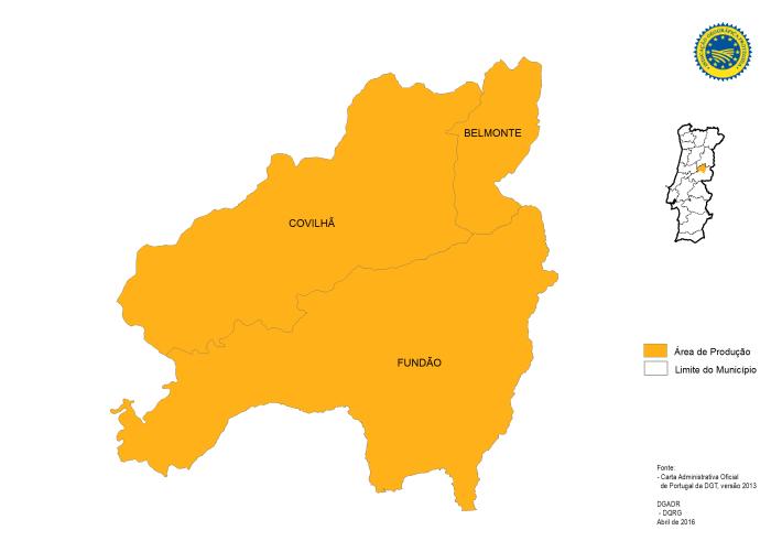Mapa de certificação