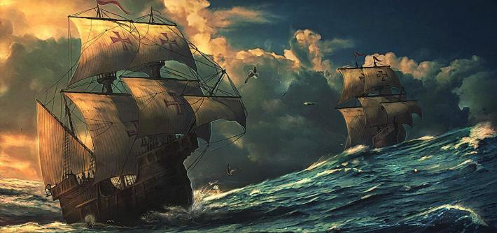 historia_descobrimentos_naus-no-mar-bravo