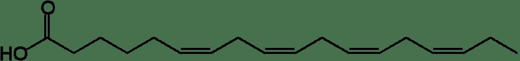 Acido estearidonico (poli-insaturado)