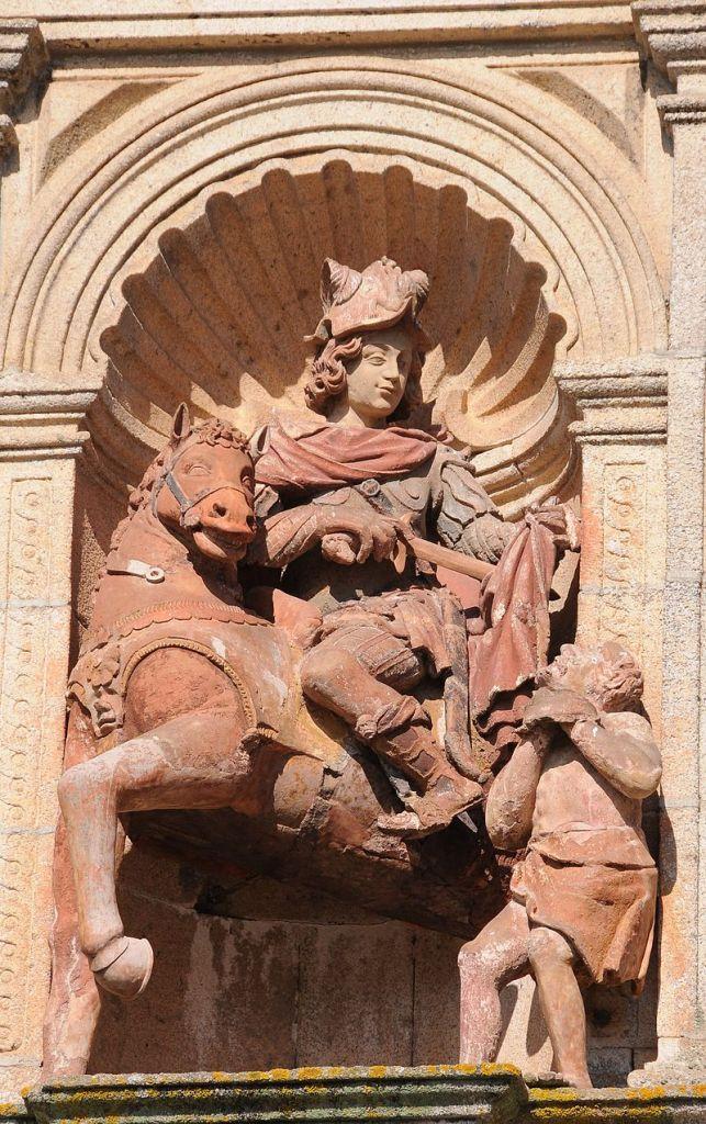 Igreja do Mosteiro de Tibaes em Braga - São Martinho