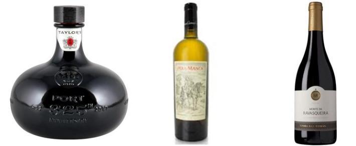 Os melhores 3 vinhos portugueses deste ranking de boas compras