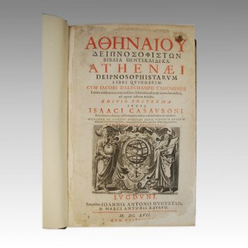 Athenaeus de Naucratis 3