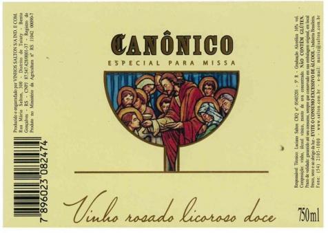 Vinho de Missa 2
