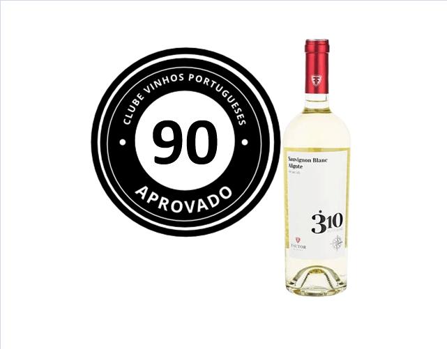 apreciacao Fautor 310 Altitudine Sauvignon Blanc Aligote Branco 2016