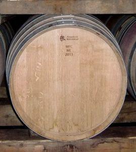 Vinhos tintos com estágio de 6 meses no máximo !