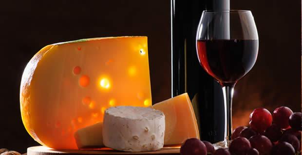 Qual a melhor forma de harmonizar vinhos e queijos ? – Parte 1