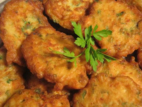 As históricas e saborosas Pataniscas de Bacalhau